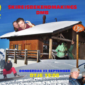 poster skireisDMB