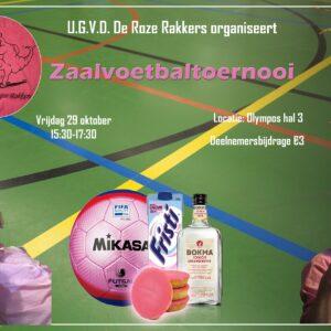 Roze Rakkers open actie poster 2021goed